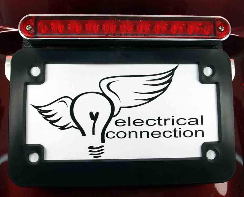 High Output License Plate Light Run Amp Brake Electrical