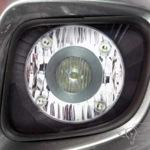 Honda GL1800 / F6B / Valkyrie Single Shooter Aux Light Kit