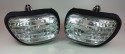 Honda GL1800 / F6B Clear Front Turn Signal Lens