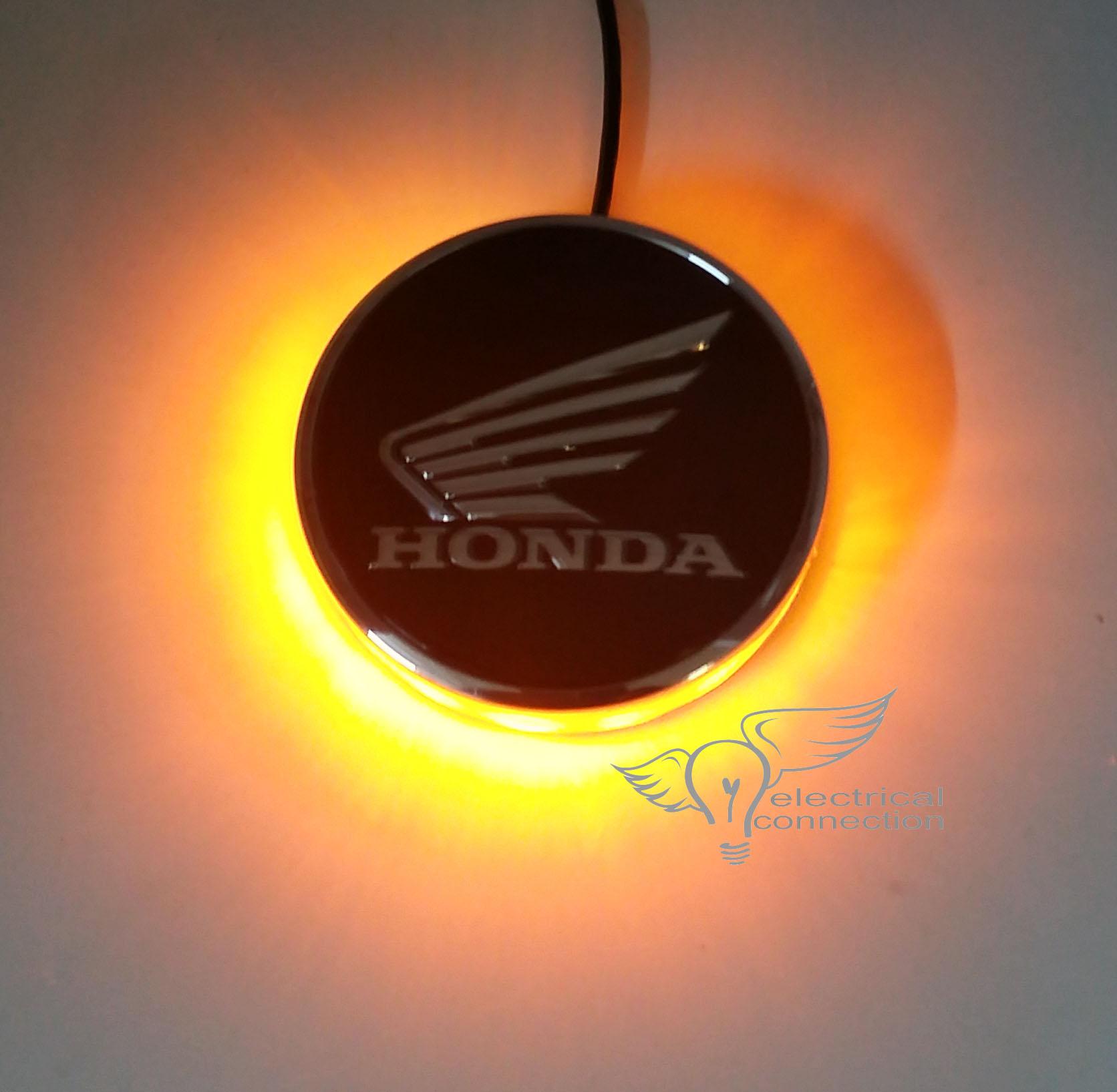 Honda Roundel Emblem Illumination Kit – Electrical Connection