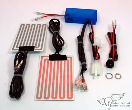 Honda GL1800 Heated Grip Kit