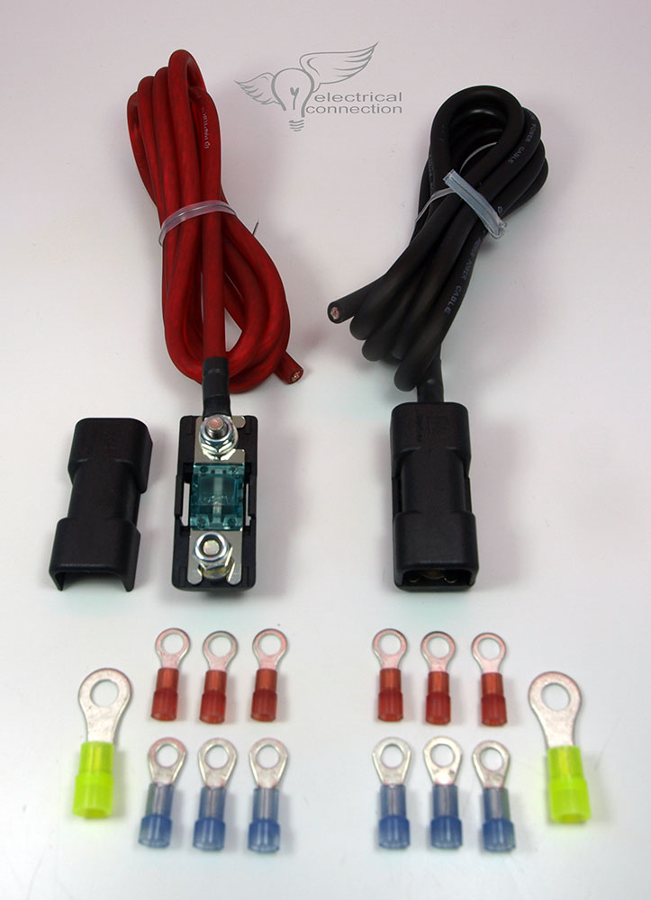 Battery Connection Extenders
