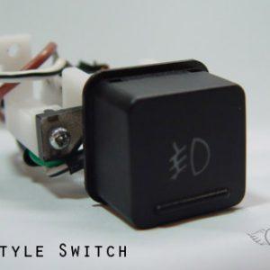 Honda GL1800 Fog Light Switch