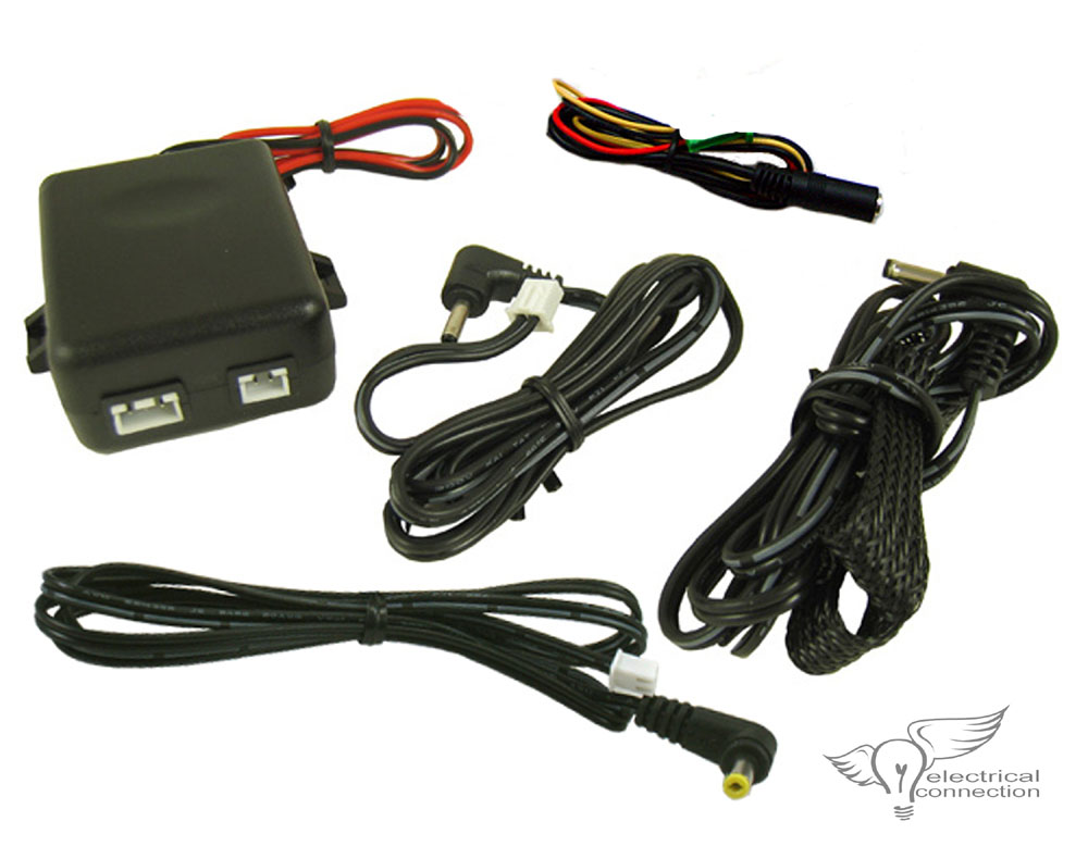 Universal Satellite Radio Interface / Power Supply / Ground Loop Isolator