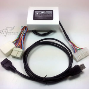 Honda GL1800 ipod iphone audio interface