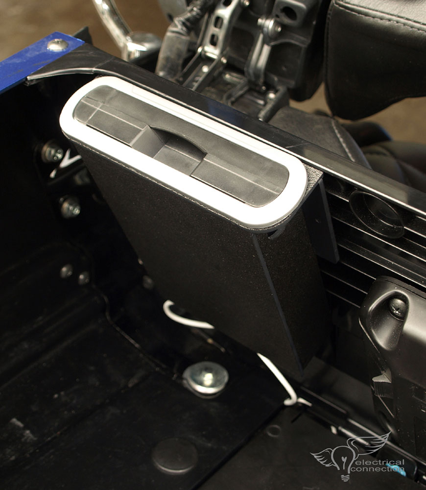 Honda GL1800 Trunk MP3 / iPod Protection Storage Tray