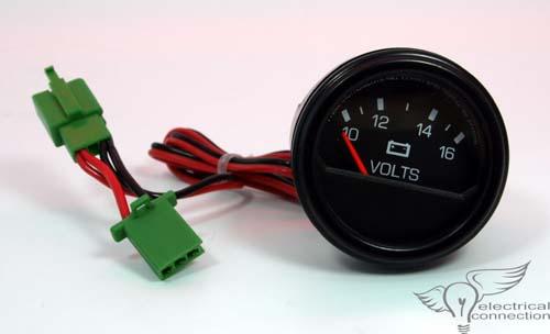 "Voltmeter - 2"" EC"