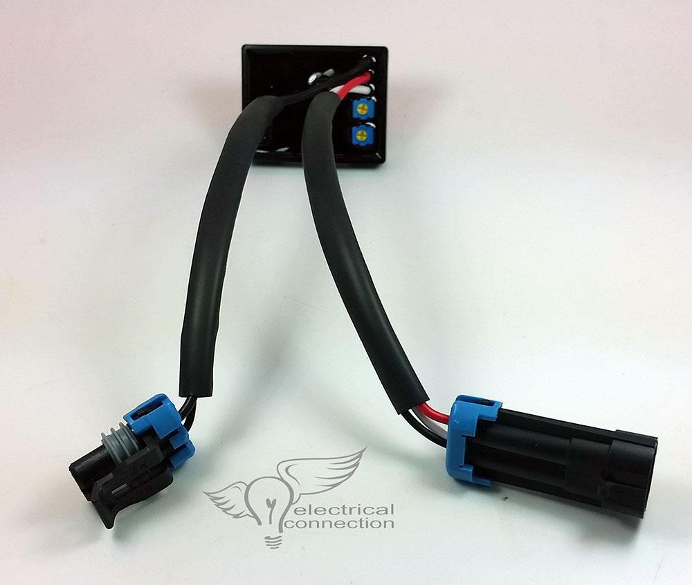 Polaris Slingshot 3rd Brake Light Modulator – Electrical Connection