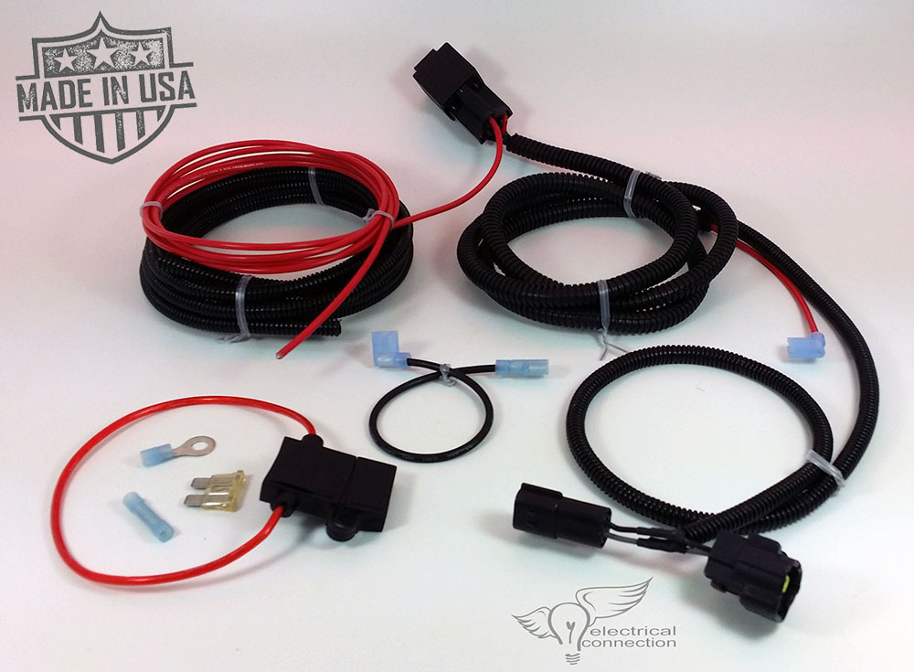 05100 harness polaris slingshot air horn kit electrical connection horn wiring harness india at bayanpartner.co