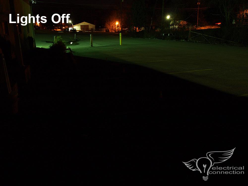Polaris Ranger Reverse Light Kit - Lights Off