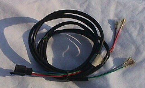 Honda Gl1800 Rear Speaker Harness  U2013 Electrical Connection
