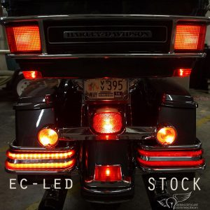 Harley Electra Glo LED Replacement Insert Kit