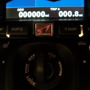 Honda GL1800 / F6B Dash Switch Illumination Kit