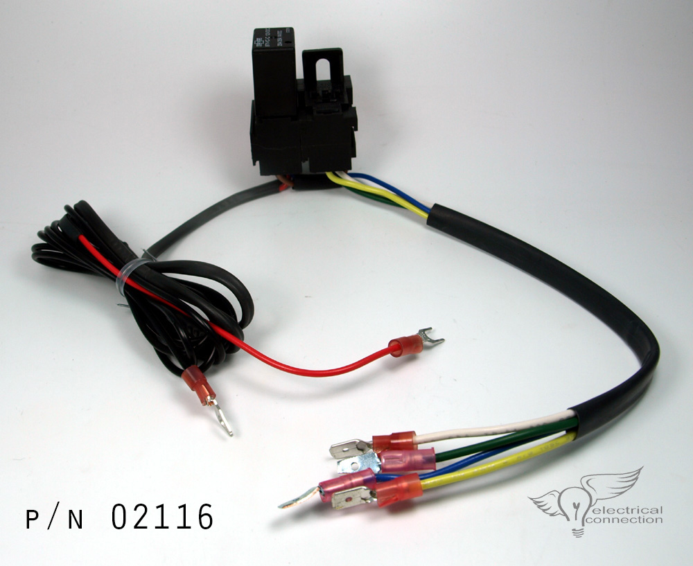 Honda Gl1800 F6b Hid Low Beam Cutout Harness Electrical Connection Valkyrie Headlight Wiring Diagram