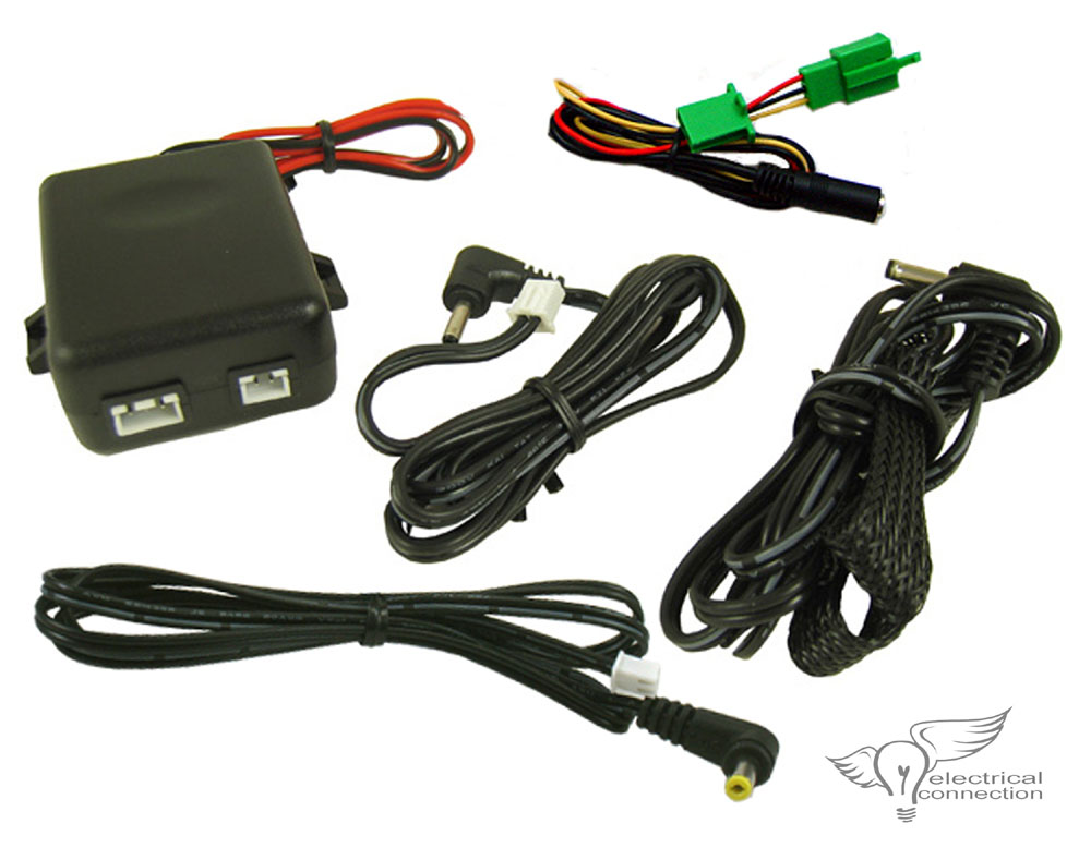 Honda GL1800 / F6B Satellite Radio Interface / Power Supply / Ground Loop Isolator