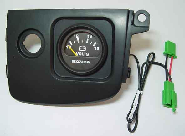 """Voltmeter - 2"""" Honda w/ panel"""