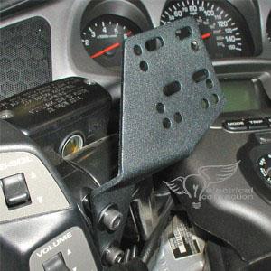 Honda GL1800 / F6B Bracketron Handlebar Mounts