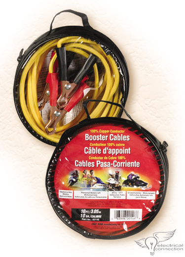 Powersport Jumper Cables