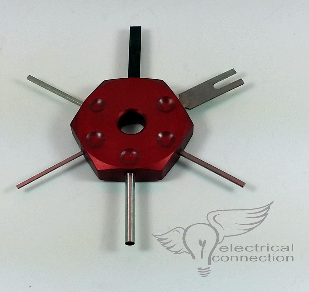 Terminal Pin Extraction Tool