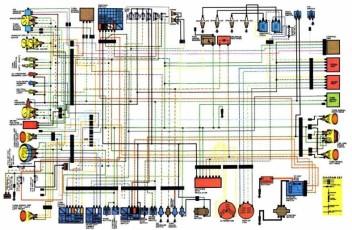 Gl1800 Speaker Wiring Diagram - Online Schematic Diagram •