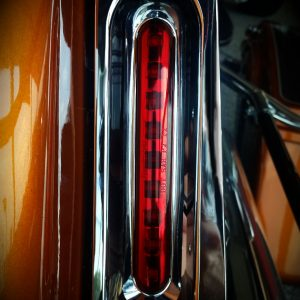 Plates LED Lighting for Harley Ultra