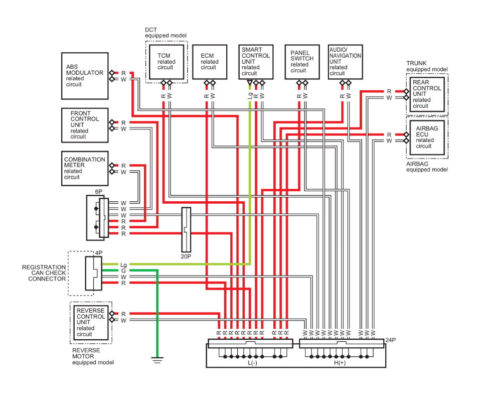 can bus wiring standard schematic wiring diagram VW Bus Fuel Injection Wiring Diagram