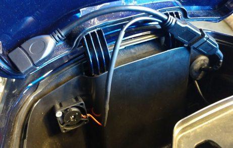 Honda Goldwing / Tour Cubby Cooler Fan Kit