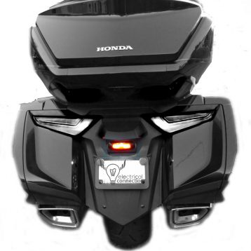 Honda Goldwing/Tour Rear LED Reflector Light Kit