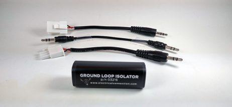 Ground Loop Isolator Kit